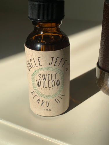 Uncle Jeff's Beard Oil
