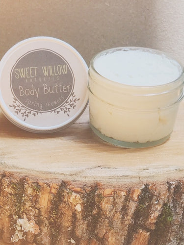 Spring Showers Body Butter 2.5 oz