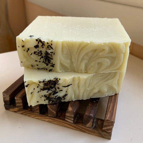 Earl Grey Handmade Soap
