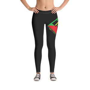 Open image in slideshow, Greed Leggings