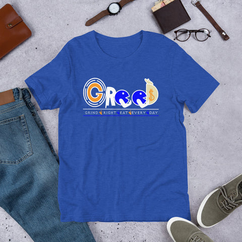 greed pac T-Shirt