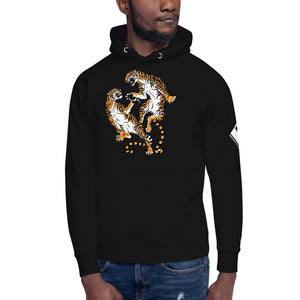 Open image in slideshow, Greed Tiger Hoodie