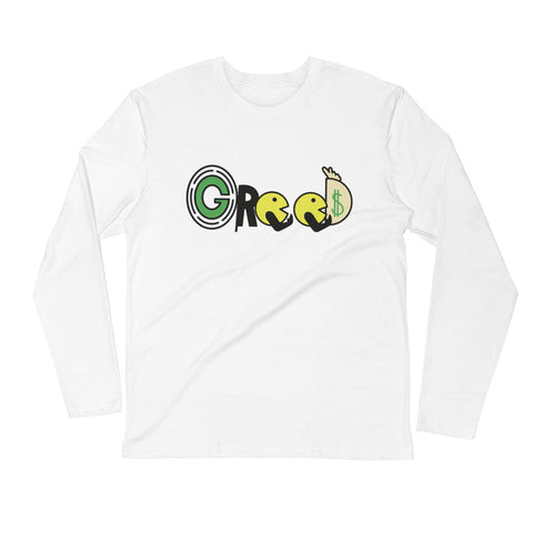 Greed Long Sleeve