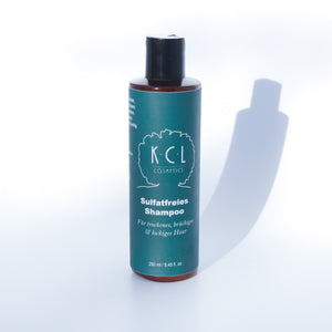 KCL - Cosmetics Conditioner on the inside