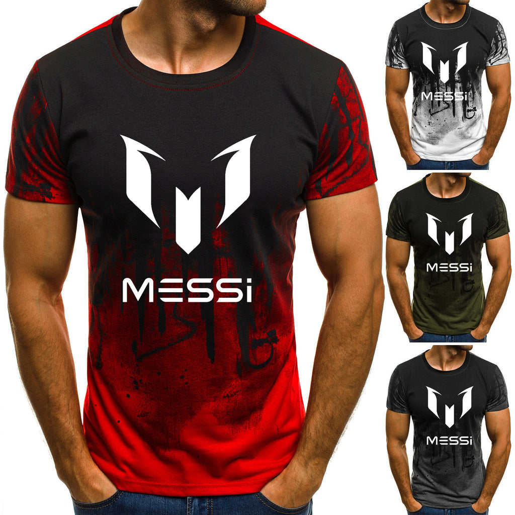 MESSI  T-Shirt Top seller 2019