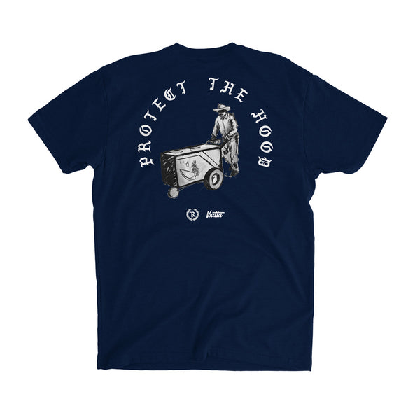 Protect The Hood - The Paletero Edition (Navy Color)