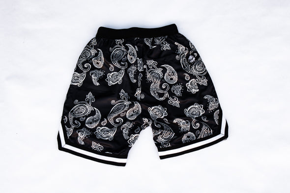 Change The Game - Paisley Shorts