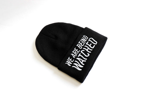 WATCHED - Glow in The Dark Beanies