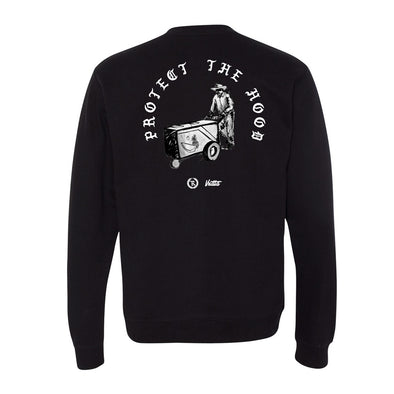 "Protect The Hood ""El Paletero"" Crewneck"