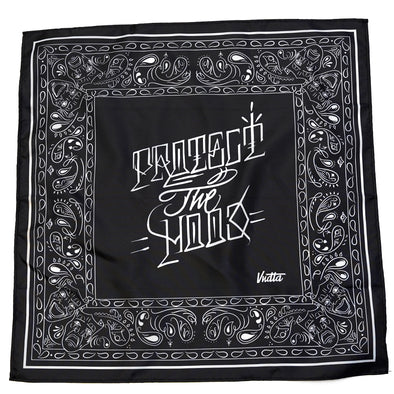 Protect The Hood - Paisley Bandana