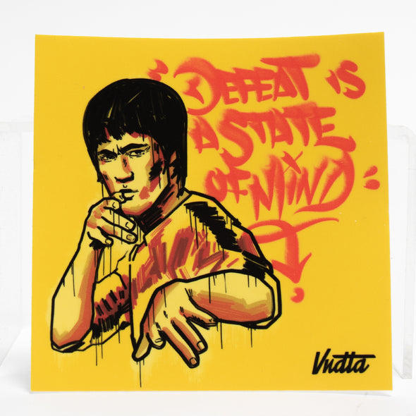 State Of Mind - Sticker