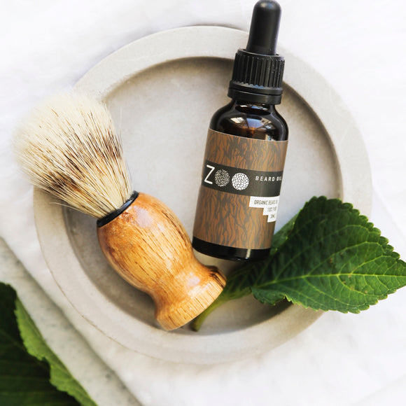 Zoo Organic Beard Oil