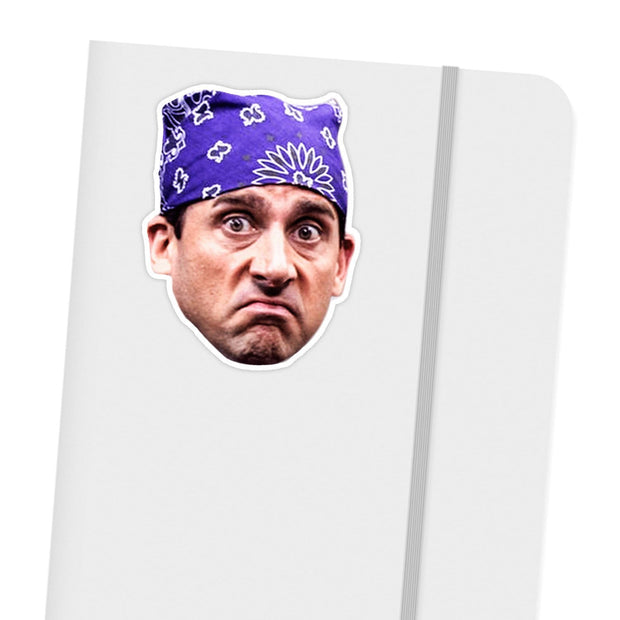 Ivory Parke:Prison Mike Sticker,sale,Ivory Parke