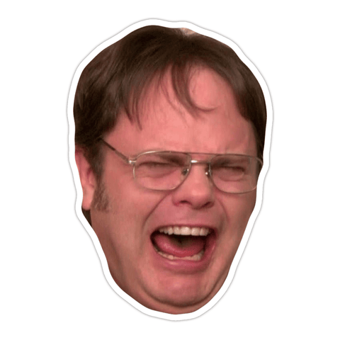 products/screaming-dwight-schrute-sticker-ivory-parke-modern-trendy-accessories-5900051480633.png