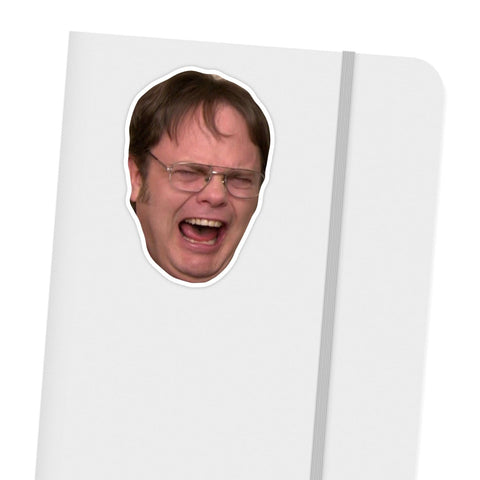 products/screaming-dwight-schrute-sticker-ivory-parke-modern-trendy-accessories-7533231145017.jpg