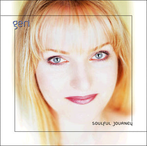 Soulful Journey CD by Geri Karlstrom