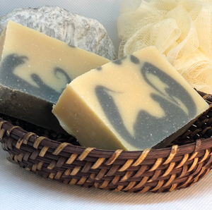 Tea Tree with Bamboo Goat's Milk Soap