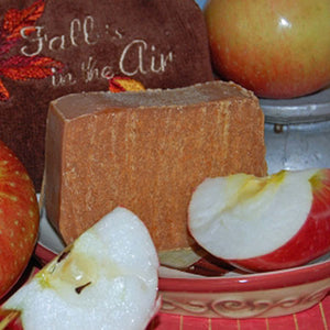 Apple Surprise Goat's Milk Soap