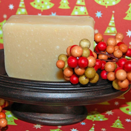 Bayberry Goat's Milk Soap