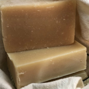 Fresh Linen Goats Milk Soap