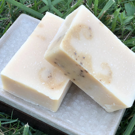 Sweet Grass Goats Milk Soap