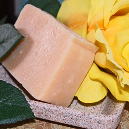 Passion Rose Goat's Milk Soap