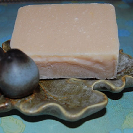 Mild Unscented Goat's Milk Soap