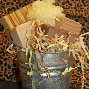 Build a Bucket Goat's Milk Soap