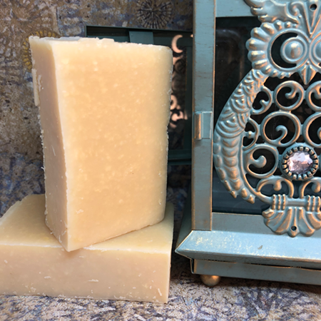 Healthy Five  Thieves Type Goat's Milk Soap