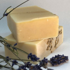Lavender Essential Oil Goat's Milk Soap