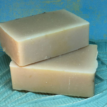 Spearmint Essential Oil Goat's Milk Soap