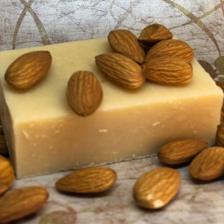 Sweet Almond Goat's Milk Soap