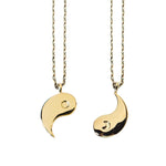 TSNMI BFF Yin Yang Necklace
