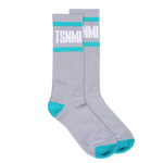 TSNMI Stripe Sock Grey