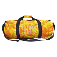 TSNMI Tie Dye Duffel Bag Yellow