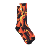 TSNMI Orange Agate Sock