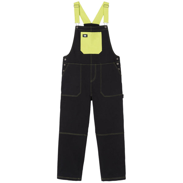 TSNMI Overalls Black/Green