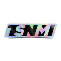 TSNMI Sticker Holographic