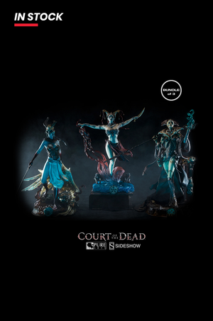 Court of the Dead: 3 Figure BUNDLE