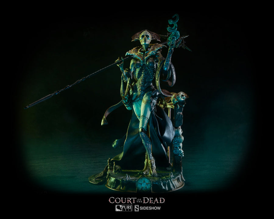 Court of the Dead: Xiall - Osteomancer's Vision