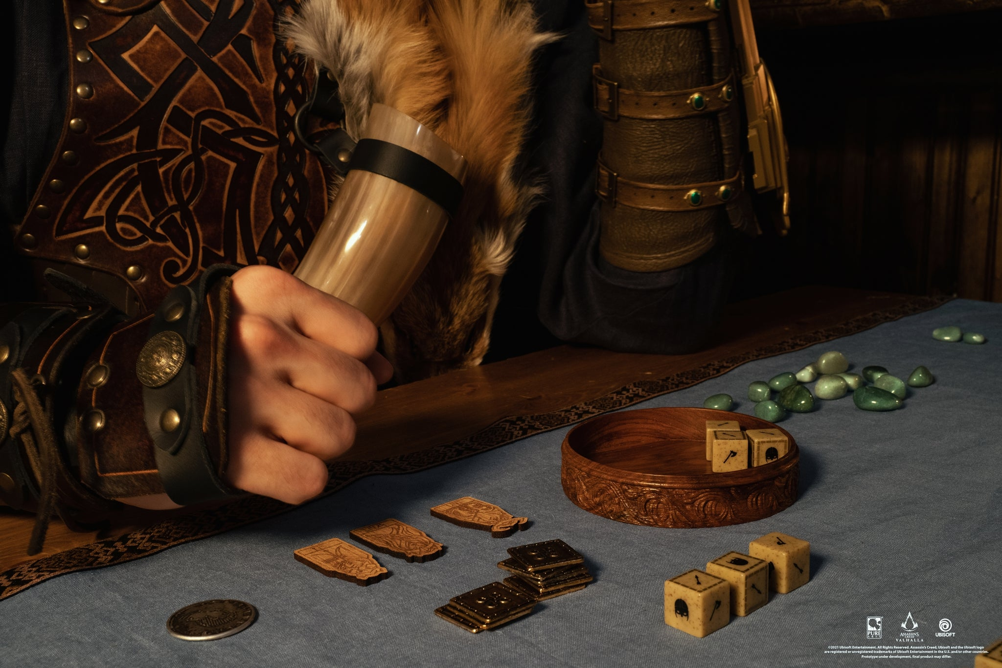 Orlog Dice Game Deluxe Edition