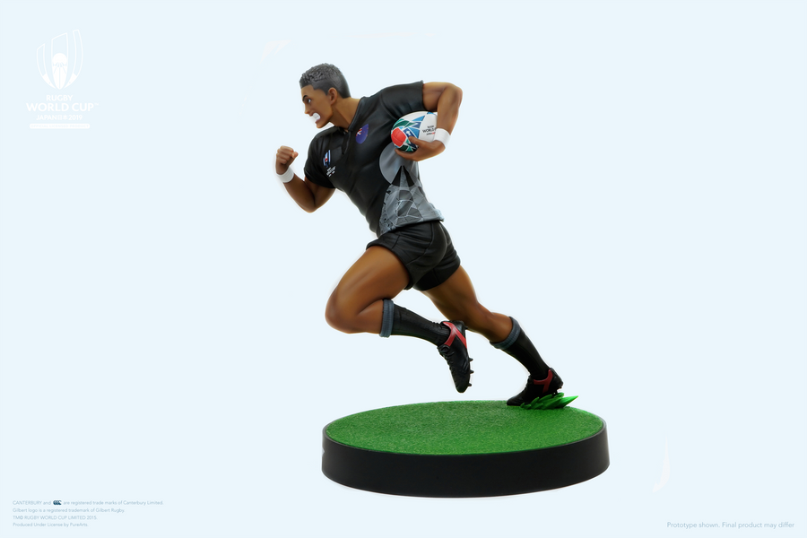 Rugby World Cup: 1/8 PVC Figurine *Supporter Collection*