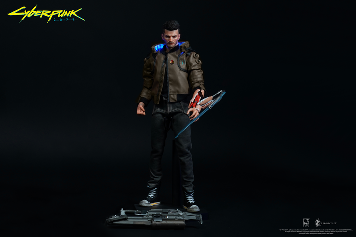 Cyberpunk 2077: V Male 1/6 Articulated Figure