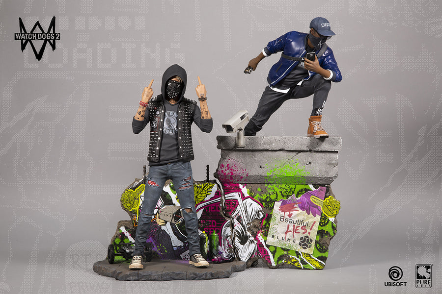 Watch Dogs 2: HACKTIVIST MARCUS & WRENCH BUNDLE