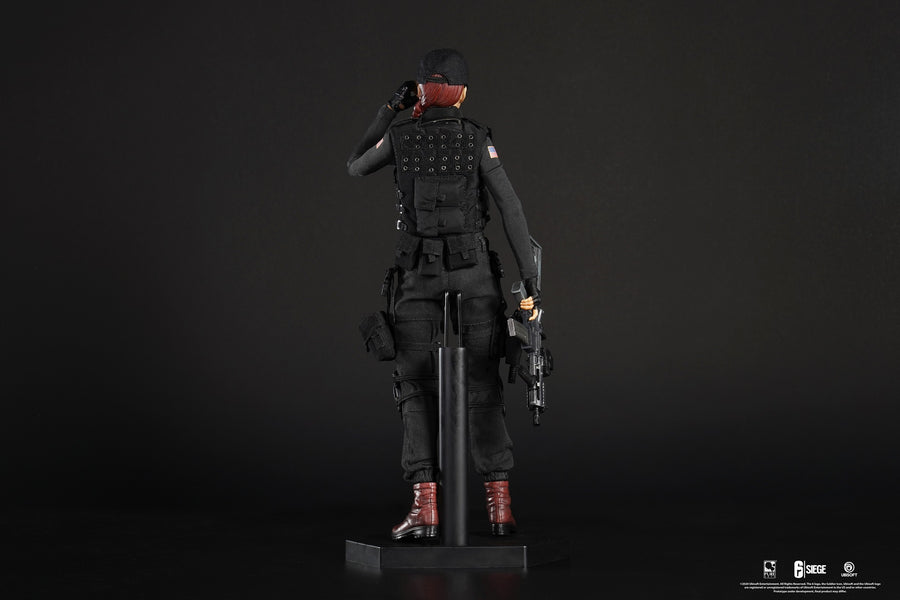 Rainbow Six Siege: Ash 1/6 Articulated Figure