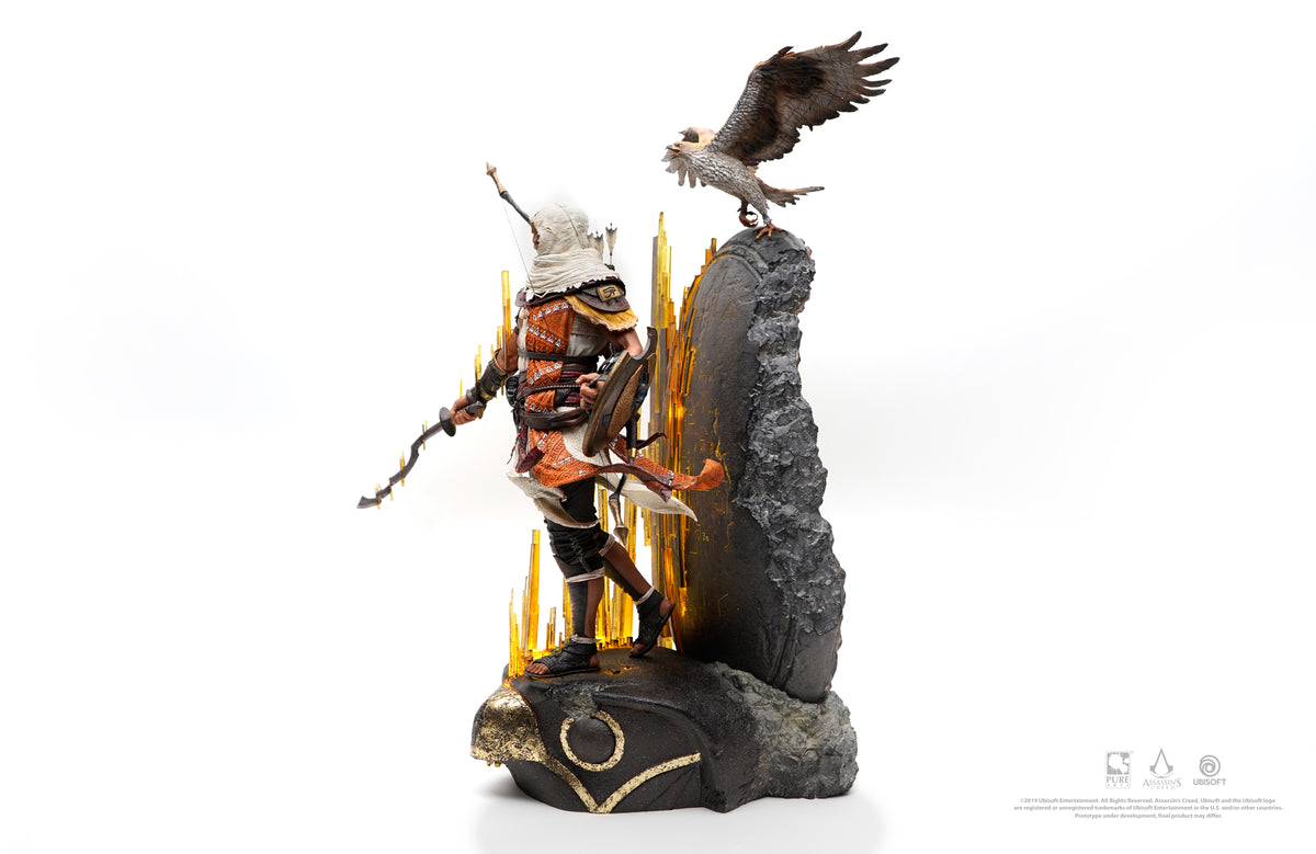 Ubisoft S Assassin S Creed Animus Bayek Statue Purearts