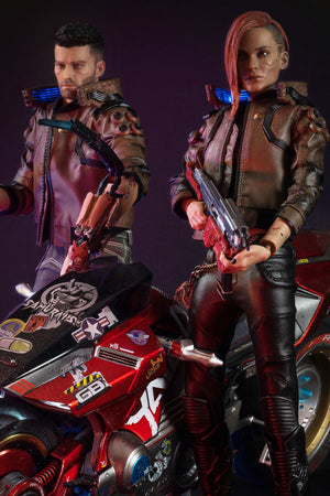 Cyberpunk 2077 ULTIMATE Figure Bundle