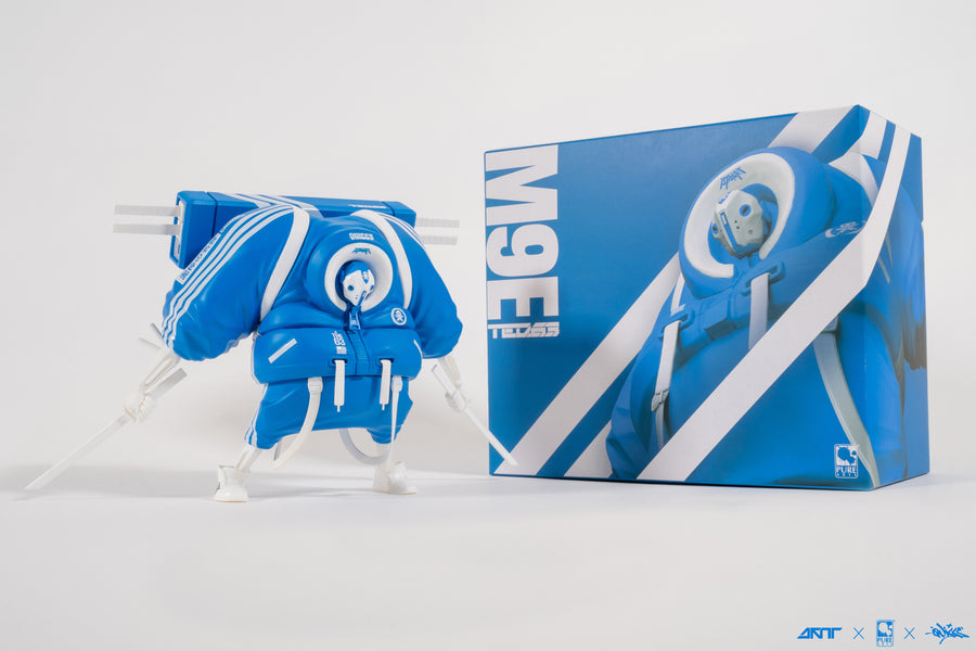Master 9 Eyes: Quiccs M9E63 Flowmaster Exclusive 1/12 Vinyl