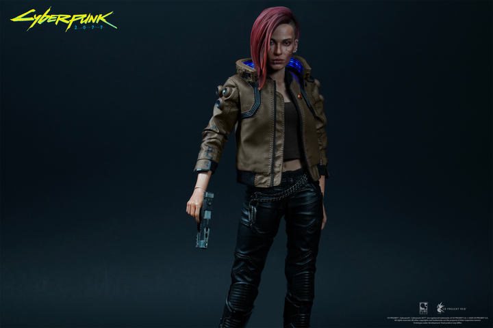 Cyberpunk 2077: V Female 1/6 Articulated Figurine