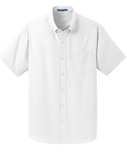 Staff Oxford - White
